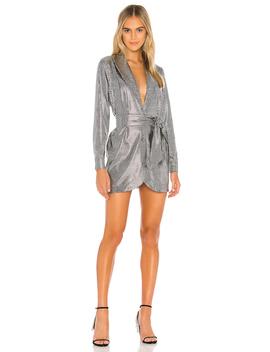 Geraldine Blazer Dress by Superdown