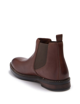 Paulson Up Leather Chelsea Boot by Clarks