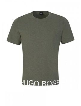 Boss Khaki Logo Id T Shirt by Boss