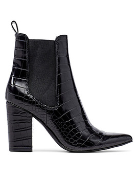 Superb1 Heeled Boots by Steve Madden