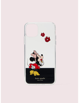 Kate Spade New York X Minnie Mouse Iphone 11 Pro Max Case by Kate Spade