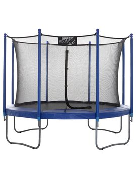 10' Trampoline With Enclosure by Upper Bounce