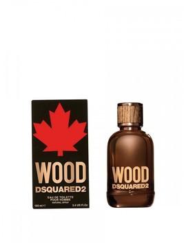 Dsquared2 Wood Pour Homme Eau De Toilette 100ml by Dsquared2