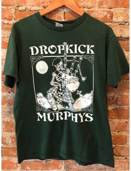 Vintage Dropkick Murphys Tee by Vintage  ×  Band Tees  ×  Rock T Shirt  ×
