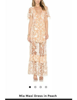 For Love And Lemons Mia Dress Size Xs by For Love & Lemons