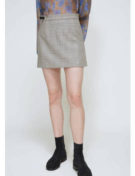 Wrena Mini Skirt by Viden