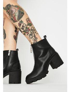 Gospel Ankle Boots by Public Desire