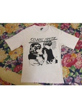 Vintage Sonic Youth 1992 Goo Grunge Seattle Nirvana Shirt by Vintage  ×  Band Tees  ×  Rock T Shirt  ×