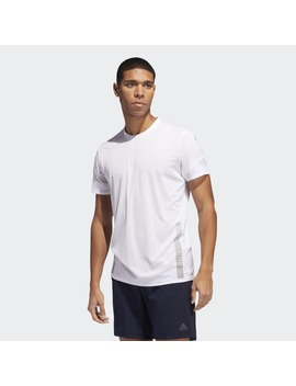25/7 Rise Up N Run Parley Tee by Adidas