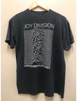 Joy Division Unknown Pleasure Shirt by Joy Division  ×  Band Tees  ×