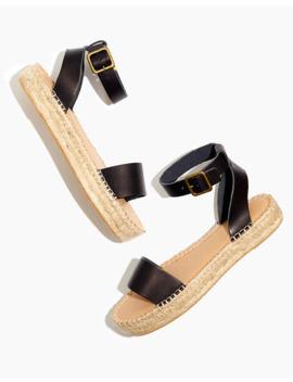 Soludos® Flatform Cadiz Sandals by Madewell