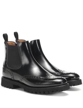 Leather Chelsea Ankle Boots by Church's
