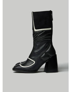 Bell High Heeled Boot by Chloé