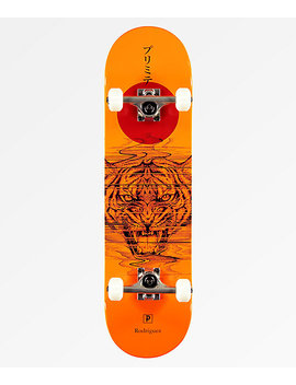 "Primitive P Rod Spirit Tiger 8.0"" Skateboard Complete by Primitive"