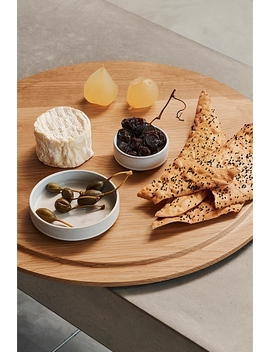 Orda Round Board And Bowl Set by Country Road