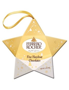 Ferrero Rocher Christmas Star   1.3oz / 3ct by Ferrero Rocher