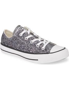 Chuck Taylor® All Star® Glitter Low Top Sneaker by Converse