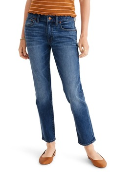 The Slim Boyfriend Jeans by Madewell