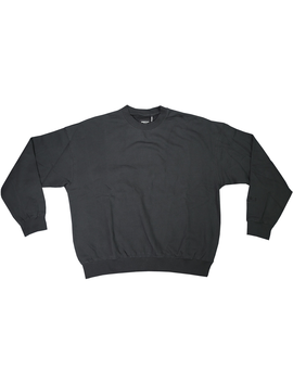 Fear Of God Essentials 3 M Logo Crewneck Sweatshirt Black by Stock X