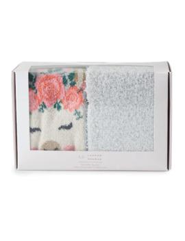 Lc Lauren Conrad Critter Sock Gift Box by Lc Lauren Conrad