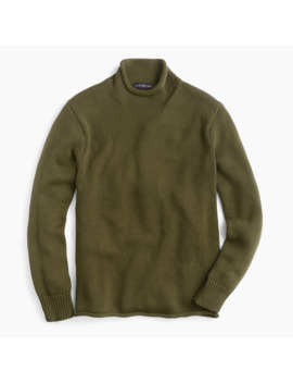 Unisex 1988 Cotton Rollneck™ Sweater by J.Crew