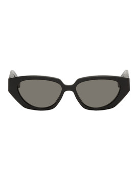 Black Mykita Edition Mmraw015 Glasses by Maison Margiela
