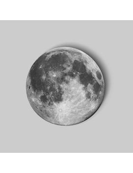 Full Moon Stickers, Vinyl Sticker, Sticker Bomb, Planner Stickers, La Luna, Moon, Journal Stickers, Stationery by Etsy