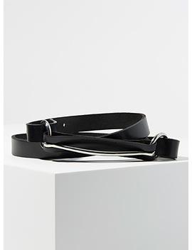 Metallic Rod Belt by Simons X Flechr