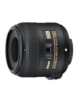 Af S Dx Micro Nikkor 40mm F/2.8 G by Nikon