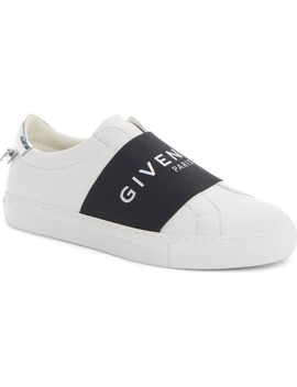 Urban Street Logo Band Slip On Sneaker by Givenchy