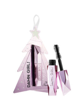 Too Faced Damn Girl! Deluxe Size Mascara Ornament by Too Faced