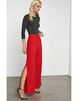 Split Leg Trousers by Bcbgmaxazria