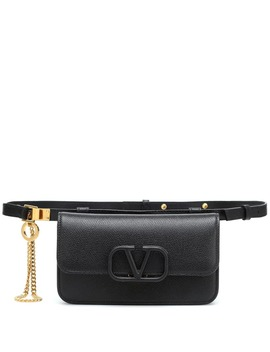 Valentino Garavani Vsling Leather Belt Bag by Valentino Garavani