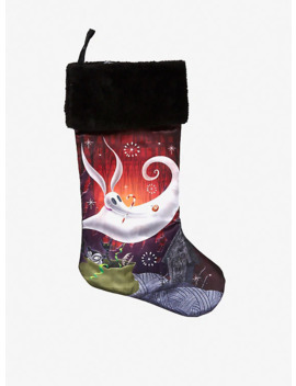 The Nightmare Before Christmas Zero Stocking by Hot Topic