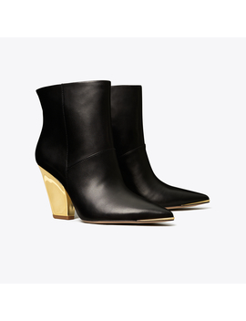 Lila Ankle Bootie by Tory Burch