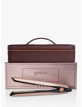 Ghd Gold® Styler Limited Edition Gift Set, Rose Gold by Ghd