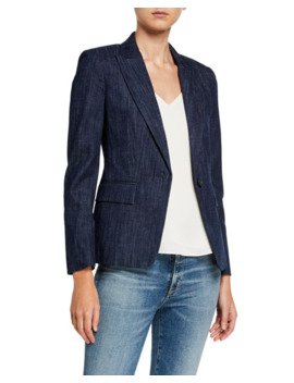 Joie Anilah Single Button Jacket by Joie