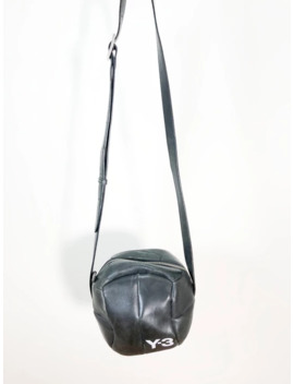**Last Drop** Rare Y 3 Volley Ball Bag by Y 3  ×  Yohji Yamamoto  ×