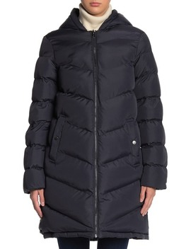 Liberta Reversible Hooded Jacket by Marc New York
