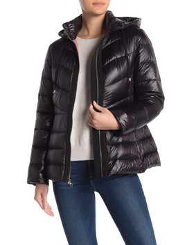Quilted Down Puffer Jacket by Kate Spade New York
