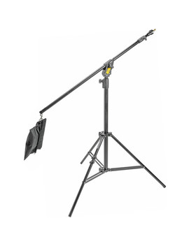 Manfrotto 420 B Combi Boom Stand (Black) by Manfrotto