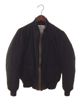 Stammbaum ◆ Down Jacket /38/ Nylon / Black /Ma 1/ Flight Jacket / Blouson / by Rakuten Global Market