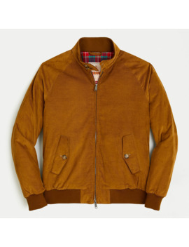 Baracuta® G9 Jacket In Winter Corduroy by Baracuta