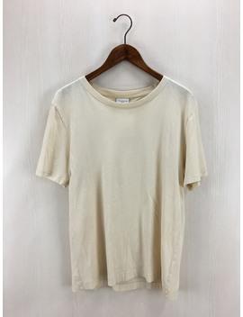 Dries Van Noten ◆ T Shirt /M/ Cotton /Ivo by Rakuten Global Market