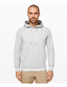 City Sweat Pullover Hoodie French Terry New by Lululemon