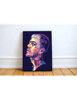 Lil Peep Limited Poster Artwork by Etsy