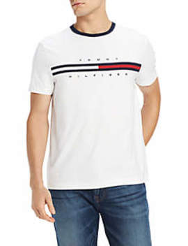 Tino Short Sleeve T Shirt by Tommy Hilfiger