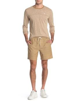 Stripe Drawstring Swim Shorts by Hurley
