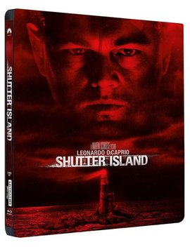 Ay/Blu Ray] [2010] by Shutter Island [Steel Book] [4 K Ultra Hd Bl