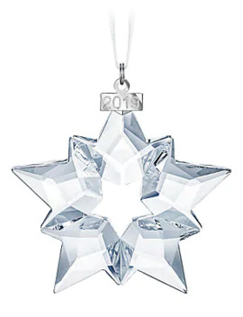 Christmas Annual Edition 2019 Swarovski Crystal Star Ornament by Swarovski